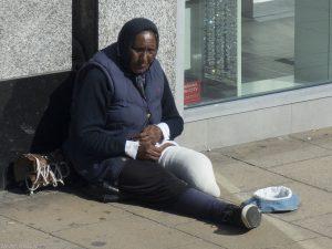 BeggarAmputee