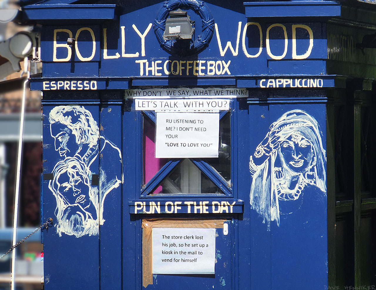 BollywoodPoliceBox