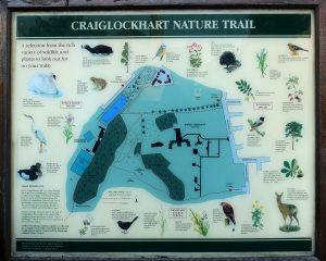 CraiglockhartNatureTrailPoster