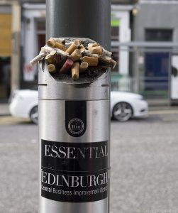 EssentialEdinburghAshtray