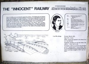 InnocentRailwayE-End_sign