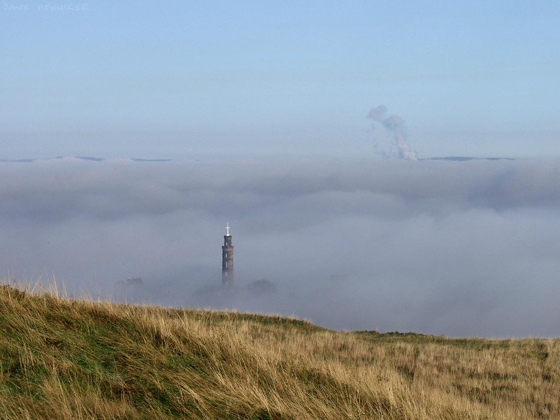 Calton Hill Mist