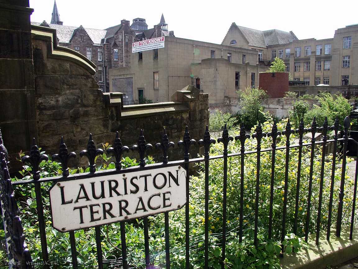 Lauriston Terrace