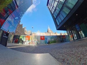 Lauriston, Quartermile 360º