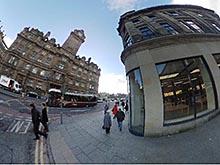 Princes Street Area 360º