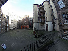 Royal Mile Area 360º