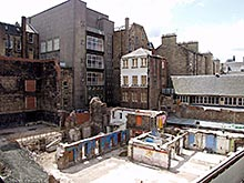 Grassmarket and Cowgate Areas