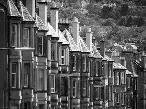Tenement flats