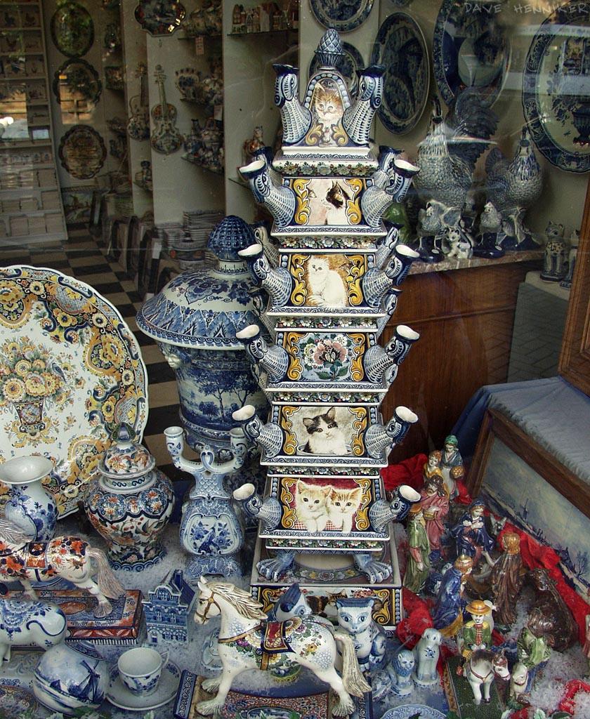 Jordaan shop window