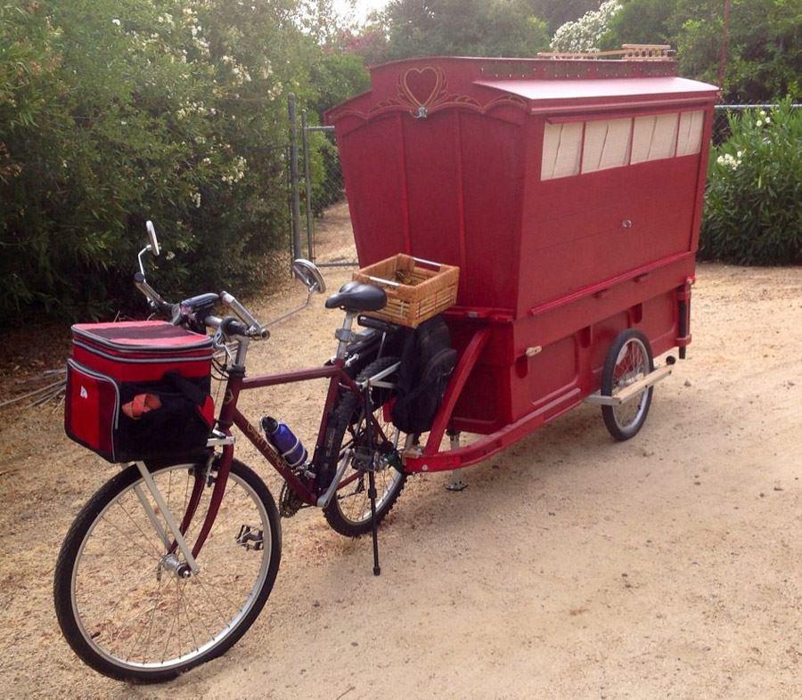 BikeCamperTrailer