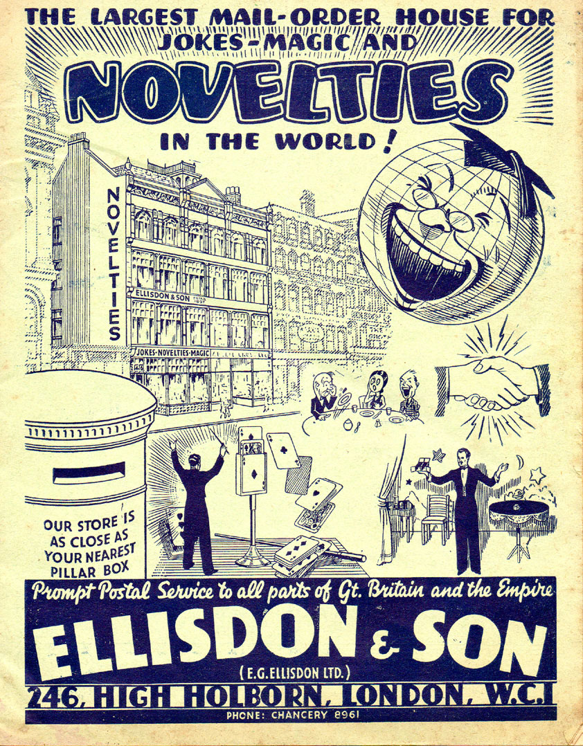 Ellisdons