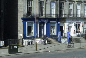 HiFi Corner's shop has been here for decades.