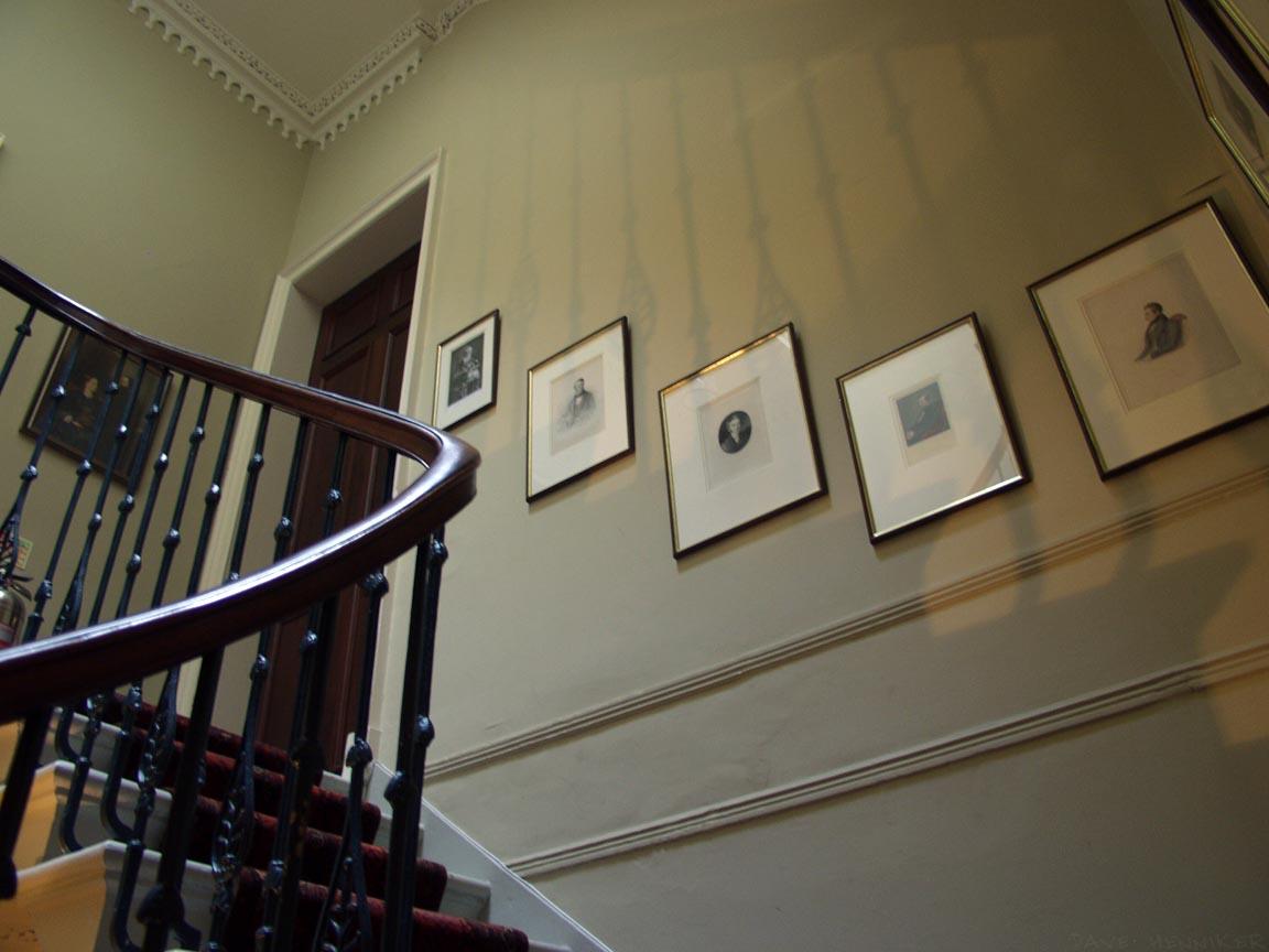 James Clerk Maxwell's Stairway