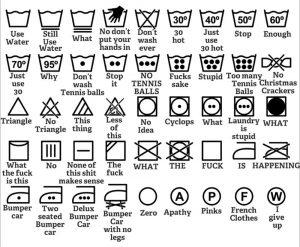 LaundrySymbols
