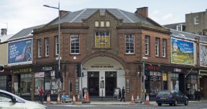 Once a cinema, this establishment at the foot of the walk is now a Wetherspoon pub.