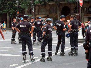 Police_Skaters
