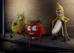 StrawberryBananaPear