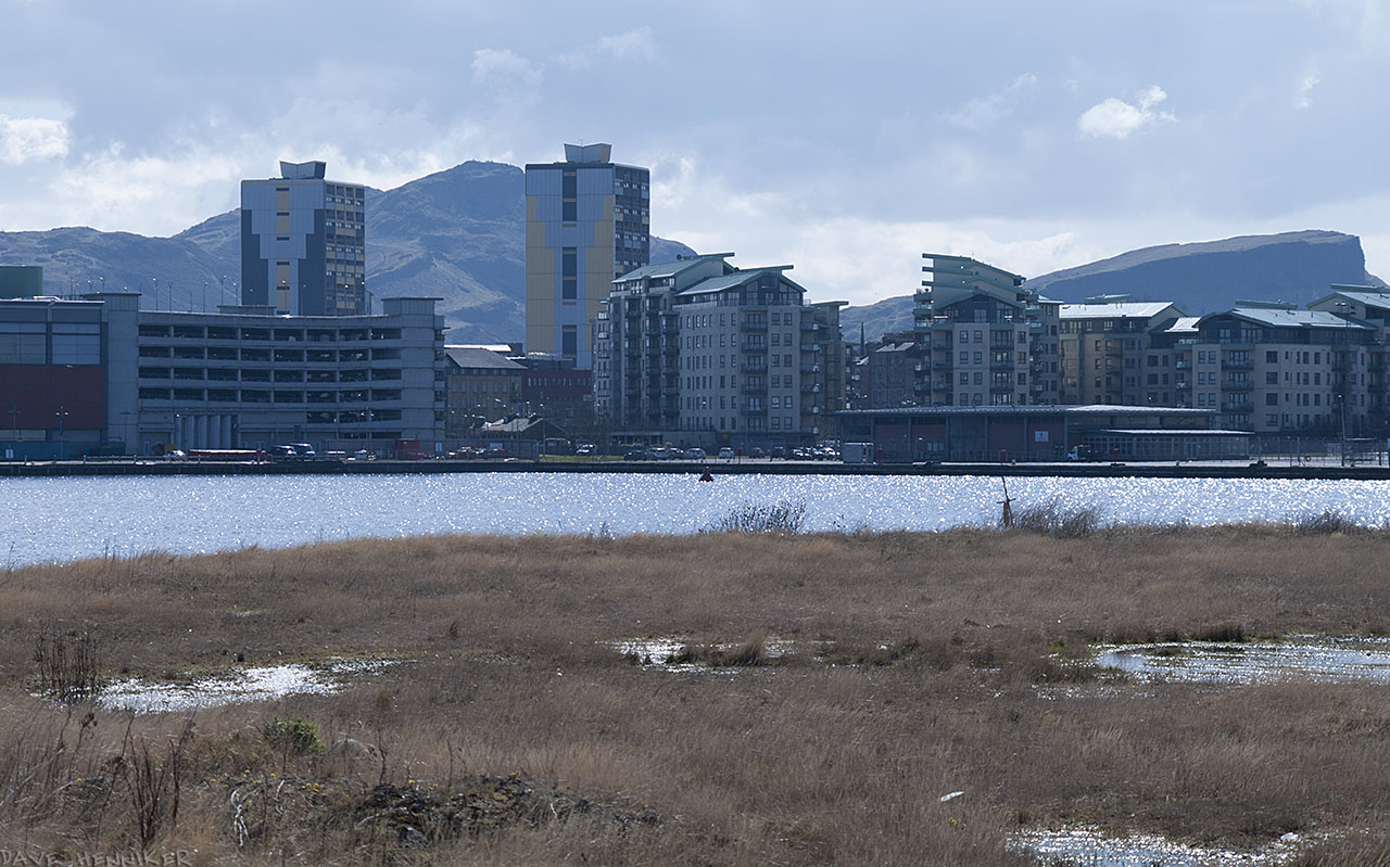 From left to right: Persevere Court, Arthur's Seat, Citadel Court, Salisbury Crags.