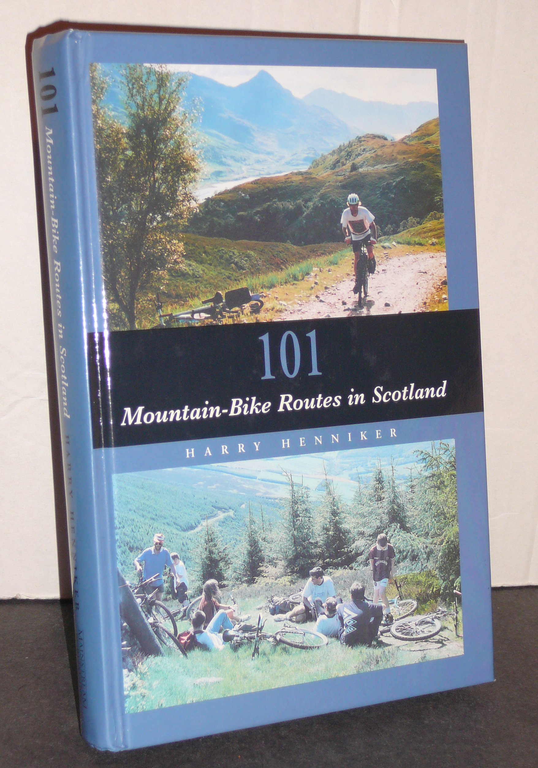 101 Mountain Bike Routes