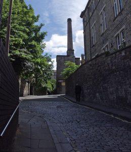 Infirmary Street