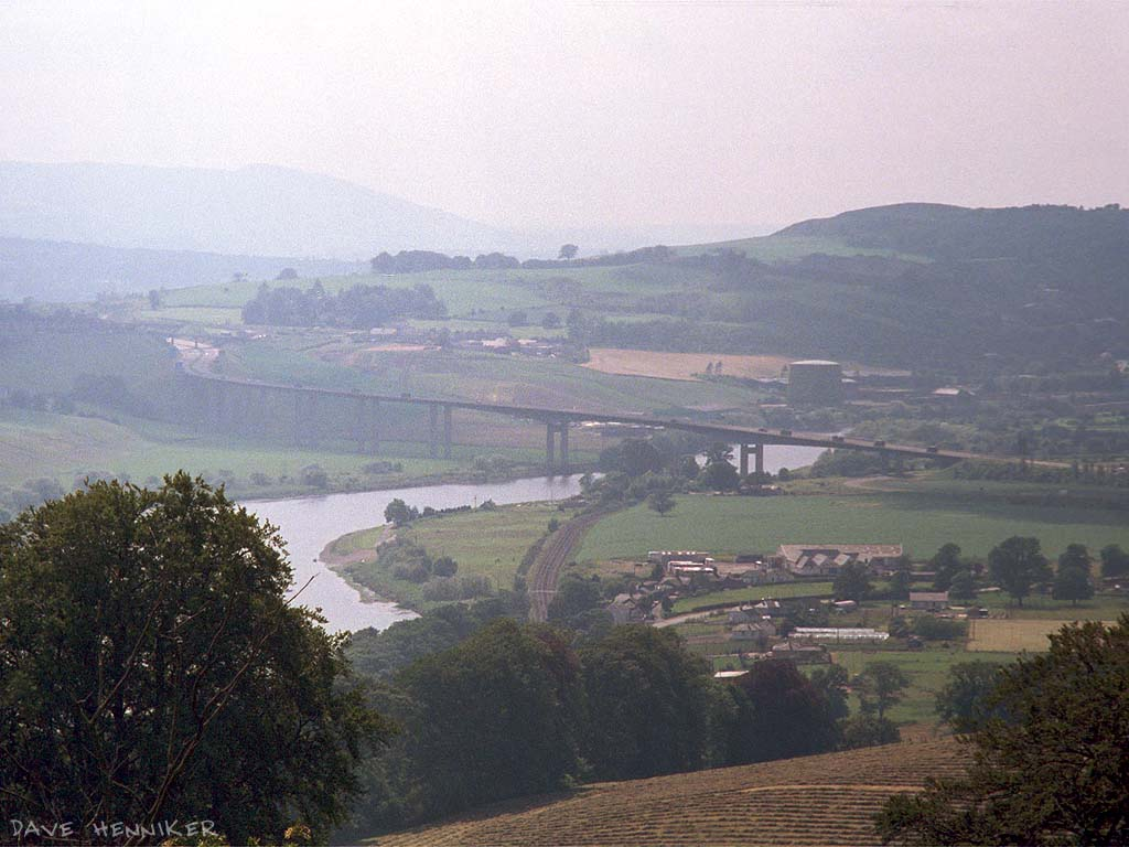 kinnoul-view2 River Tay