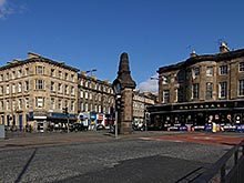 Haymarket and Dalry Areas