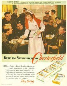 tobacco ad nurse