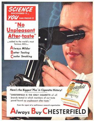 tobacco ad pseudoscience1