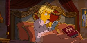 Trump(Simpsons)