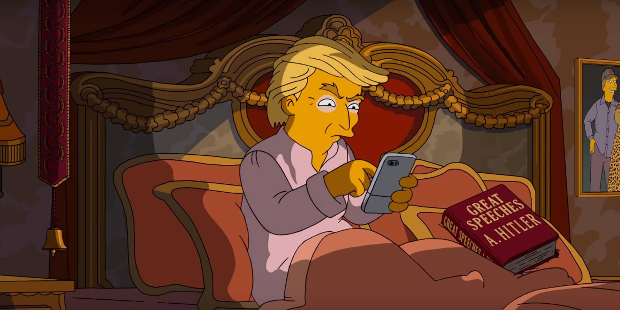 Trump(Simpsons)