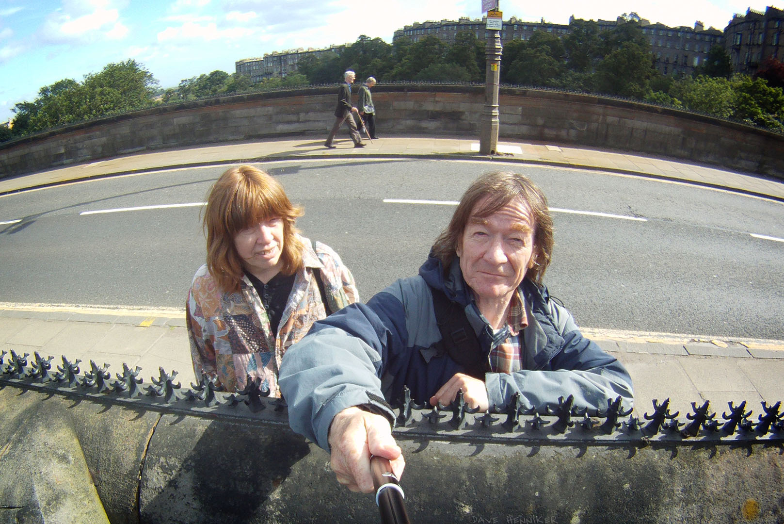 Jane and Dave Dean Bridge 2011 (2)