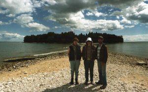Dave Jane Michigan island