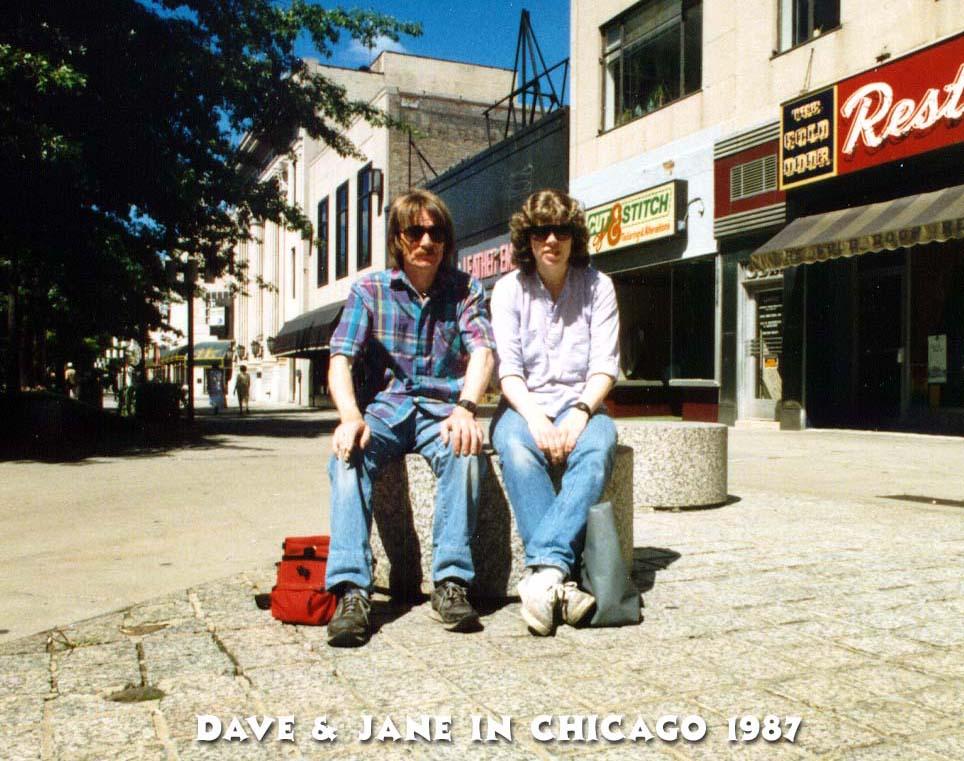 Dave Jane Chicago