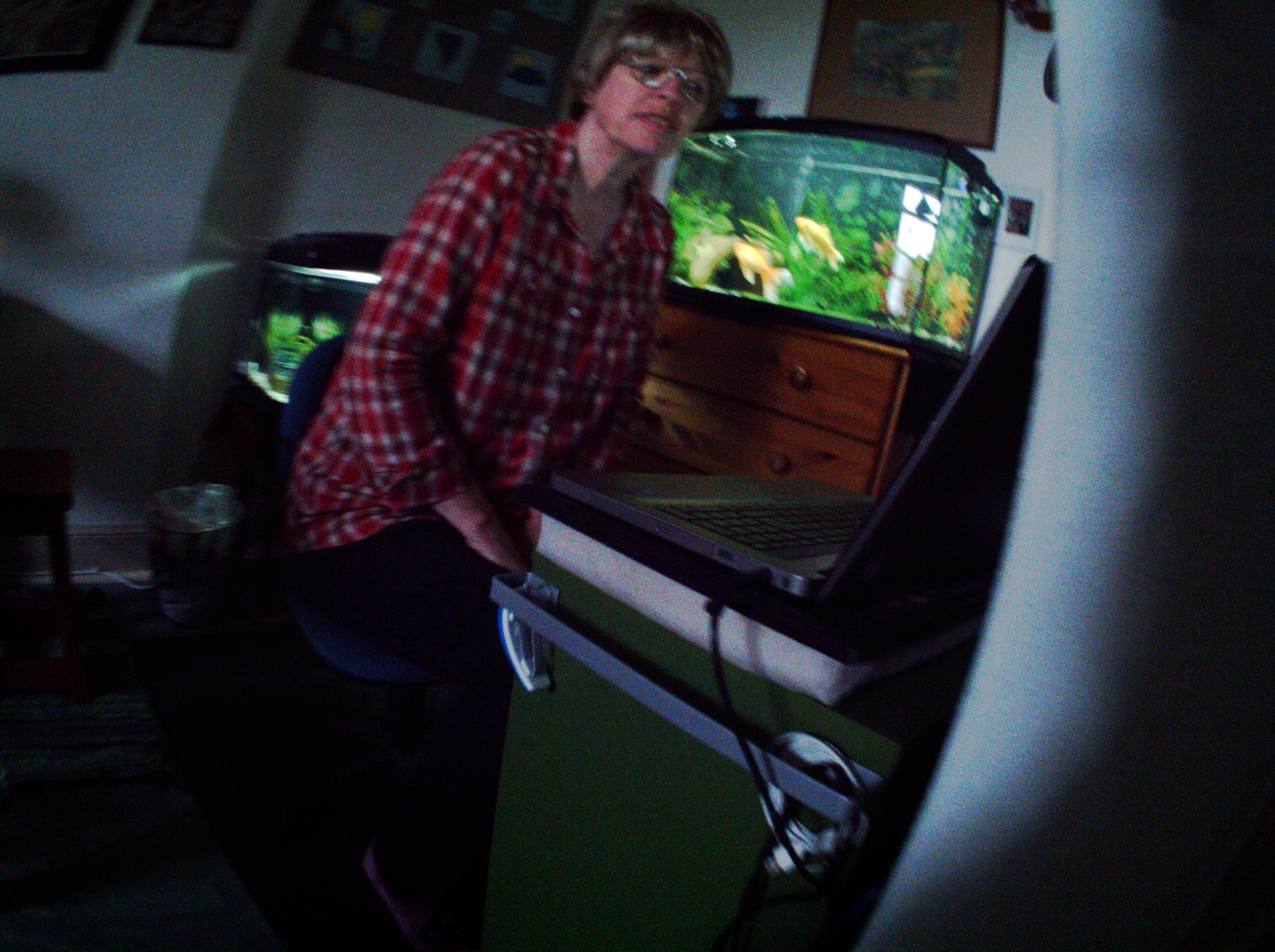 Autographer 2013 08 01 Kitchen Laptop