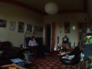 Autographer Livingroom