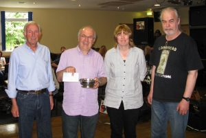 Prize giving 1