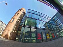 Fountainbridge, Tollcross 360º