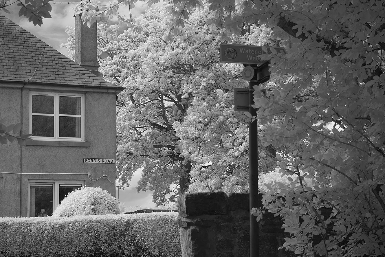 Water Of Leith Gorgie 03ir