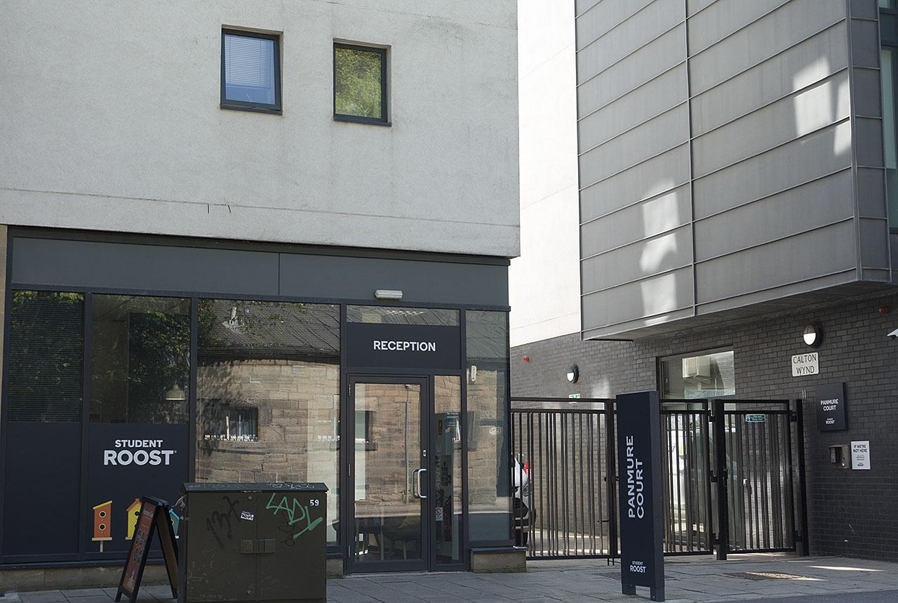 CaltonRd2018h Student housing