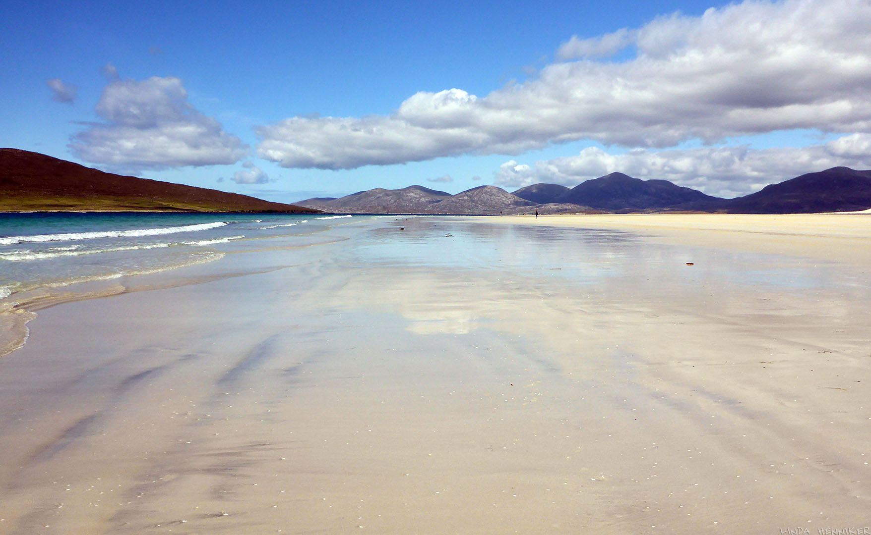 32 Luskentyre beach, tide out