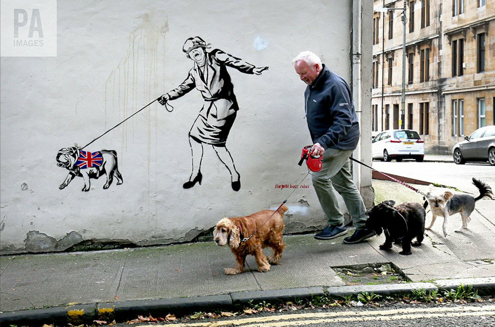Brexit(dogs Glasow)