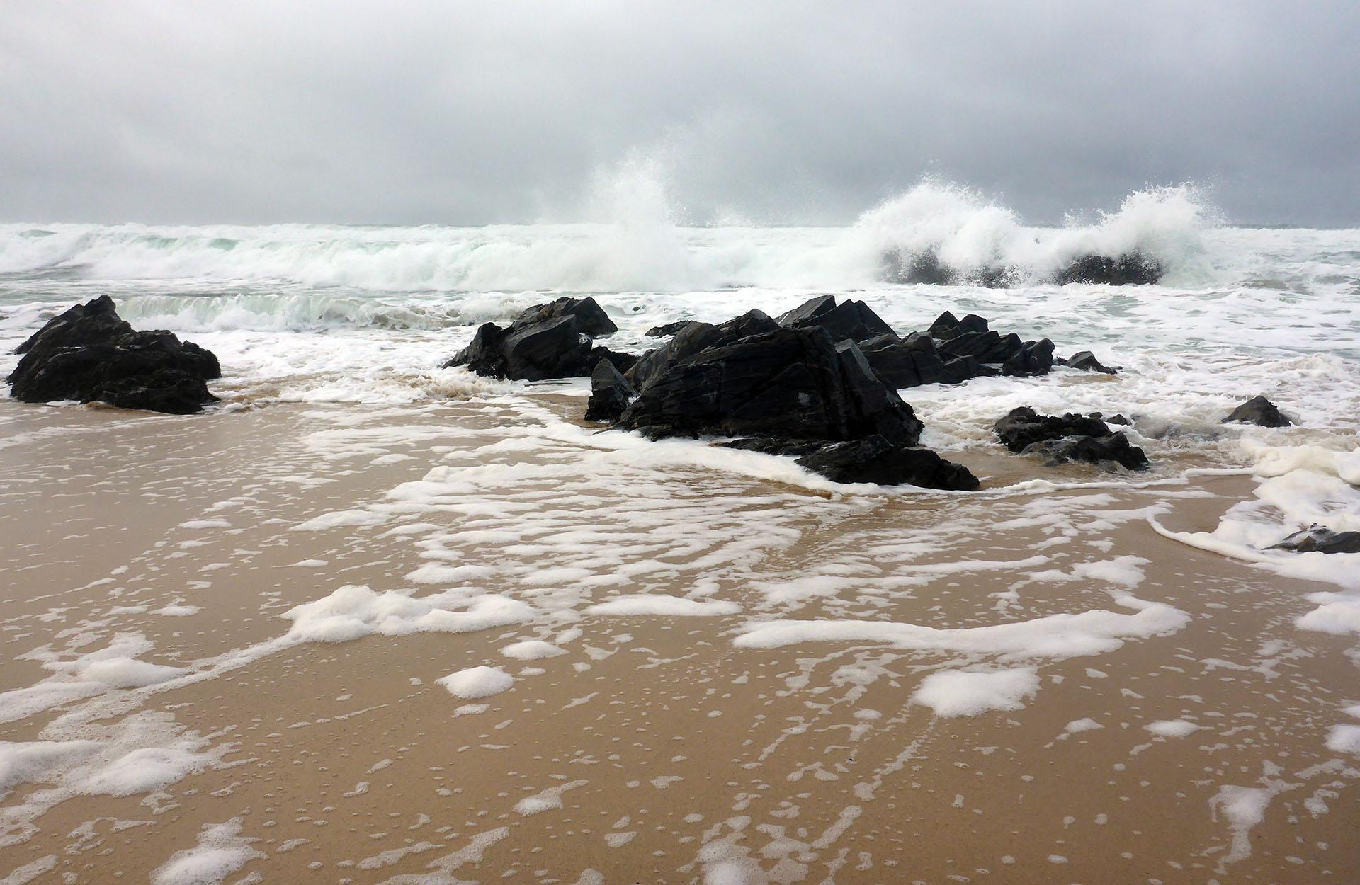 64 Swainbost shore