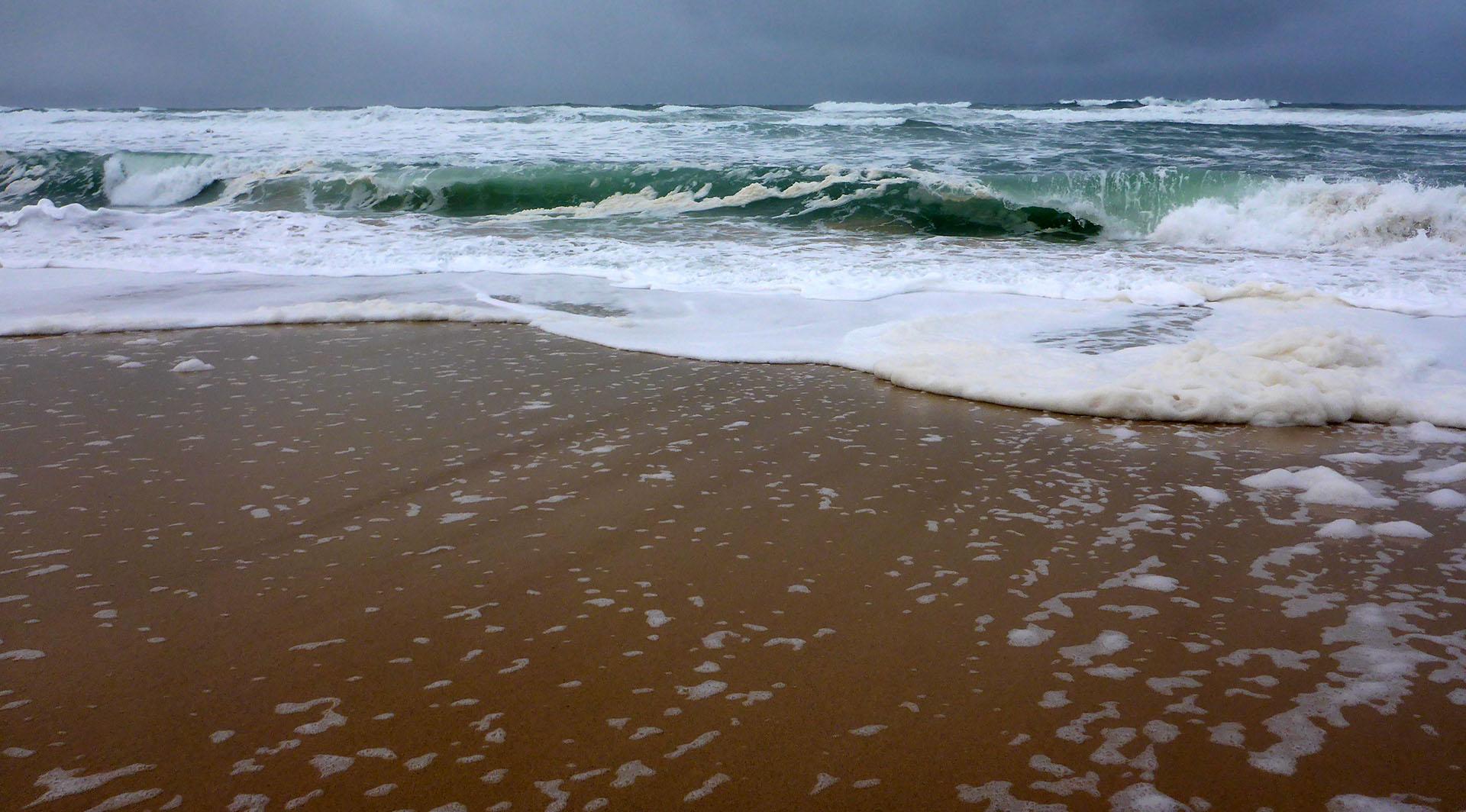 71 Swainbost shore