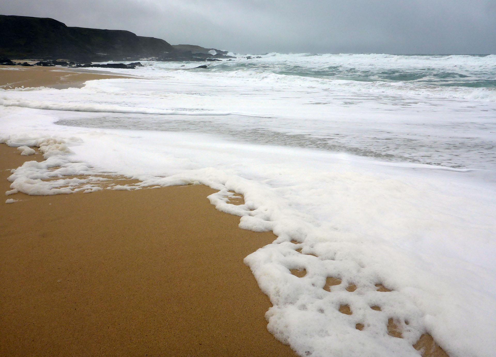 72 Swainbost shore