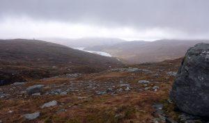 09 Lower Clisham looking at Gormul Maaruig & Loch Seaforth