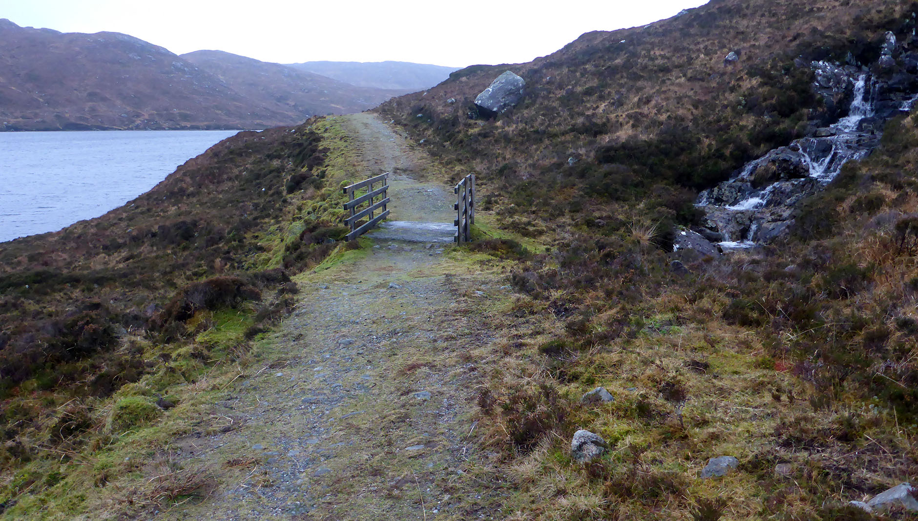 22 Waterfall Lochannan Lacasdaill