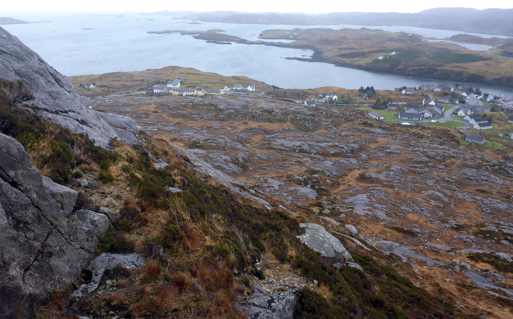 35 Tarbert& Loch an Teolaig