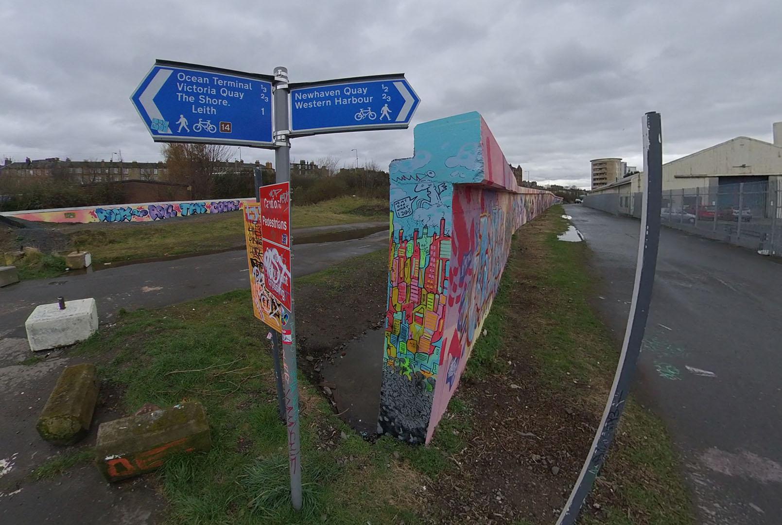 Graffiti Wall 04