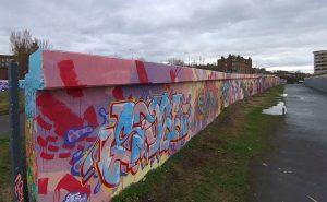 Graffiti Wall 05