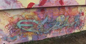 Graffiti Wall 07